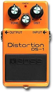 Boss DS-1  ## 3 Mods Available ##