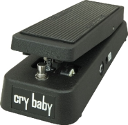 Dunlop GCB-95 Cry Baby Lots of Mods