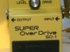 Boss SD-1 Ewe Screamer Mod