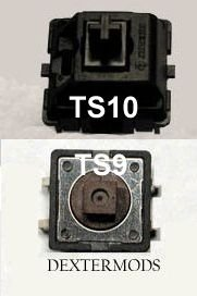 TS9 and 10 Switchs