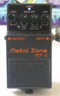 Boss MT-2 Metal Road Mod - Click image for larger image