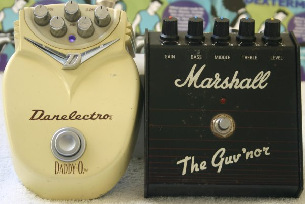 new mods – danelectro the guv'nor « dextermods, Schematic