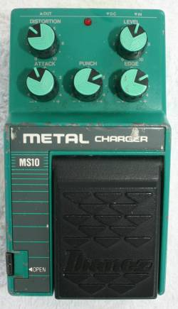 Ibanez MS-10 Metal Charger