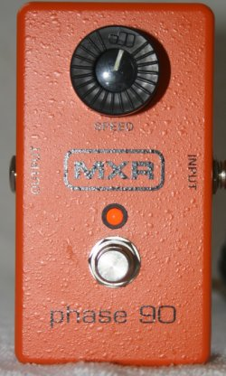 MXR Phase 90 Re-Issue - Click to see larger image