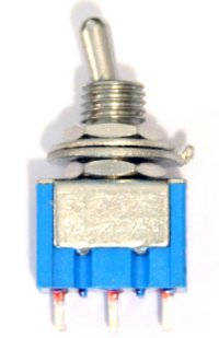 High Quality SPDT Toggle Switch