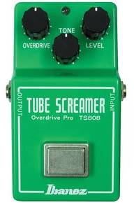 TS 808 Tube Screamer